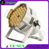 段階の低価格54X3w RGB 3in1 DMX LEDの同価
