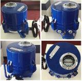 Dispositif d'entraînement électrique de partie de spire de dispositifs d'entraînement de dispositif d'entraînement linéaire de quart de tour électrique rotatoire électrique électrique de dispositif d'entraînement