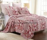 Textiel 100% Dekbed Do6180 van het Katoenen Af:drukken van de Stof het Roterende