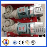 moteur monophasé d'ouvrier de la HP 220V 0.5/élévateur du bois de construction