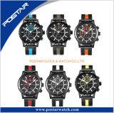 Het Horloge van de Sport van de nieuwe Mensen van de Stijl van de Ontwikkeling met de Functie van de Chronograaf