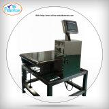 Machine automatique d'inspection de poids des peseuses de contrôle Vc-100