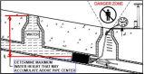 2.5bar圧力の拡張可能ゴム製管のプラグ