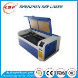 80W 6040 CO2 máquina de corte láser para Madera / Papel / Cuero / Acrílico