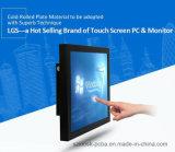 """wasserdichter widerstrebender Touch Screen aller der Frontabdeckungs-15 """" IP54 in einem PC"""