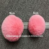 Fourrure de Lapin Boule POM POM fabriqués en Chine