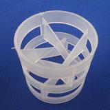 Pp, PE, Rpp, pvc, CPVC, de Plastic Verpakking van de Toren van de Ring van het Baarkleed PVDF
