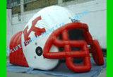 Trafori gonfiabili dell'entrata di Combos di sport del traforo gonfiabile del casco