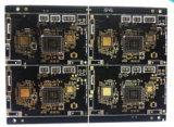 1.6mm 4L para a placa do PWB de uma comunicação eletrônica com superfície de Enig