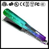 Schwimmen des Haar-Strecker-Ionenbestes Haar-überziehen das flache Eisen-3D uns Stecker (V183)