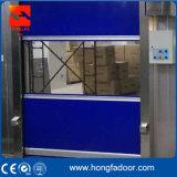 Porte à grande vitesse de roulement d'obturateur bon marché de rouleau (HF-23)
