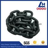 L'acciaio legato G80 annerisce la catena di sollevamento