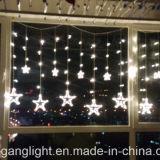 Indicatore luminoso all'ingrosso chiaro cambiante 2017 della tenda della stella della tenda di colore approvato di buona qualità LED di Ce&RoHS da Yuegang