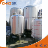 Los tanques de almacenaje líquidos modificados para requisitos particulares del acero inoxidable del precio de fábrica