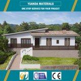 Material y almacén de acero, chalet, casa, hotel