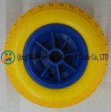 Mousse jaune d'unité centrale pour les roues de tondeuse à gazon (250-4)