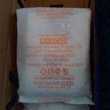 Zak van het Chloride van het Calcium van de lading de Dehydrerende Droge met het Hangen van Haak
