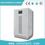 8kw - 200kw Inverseur solaire à trois phases de grille