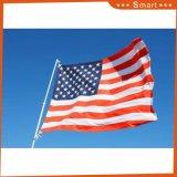 Su ordinazione impermeabilizzare e bandiera nazionale degli S.U.A. della bandiera nazionale di Sunproof