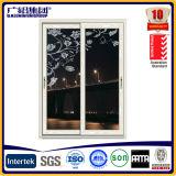 Алюминиевая и стеклянная раздвижная дверь с нормальными размерами