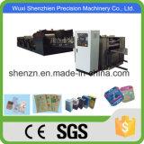 Sgs-anerkannte vollautomatische Leistungsfähigkeits-Papierbeutel, der Maschine herstellt