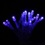 Venda por grosso de caracteres LED alimentado por bateria simples de luz para decoração de casa