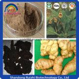 Выдержка клубня корня 100% естественная слипчивая Rehmannia