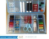 衣服のための縫うキットの縫う箱
