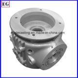 Контроль качества литой алюминиевый корпус редуктора (EG555)