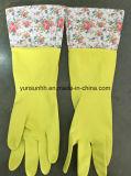 Резиновый перчатки для уборщика