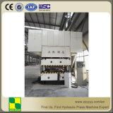 Placa de gravação da porta da máquina da pele de aço hidráulica da porta que grava a máquina da imprensa hidráulica