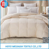 Comforter de seda com pato ou ganso