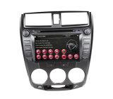 GPS Navigator avec DVD TV iPod 3G RDS Bt Radio pour 2009-2013 Honda City