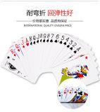 No. 928 tarjetas que juegan de papel del póker del casino