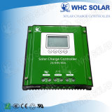 Hohe Leistungsfähigkeit 60A PWM steuern Sonnensystem-Ladung-Controller automatisch an
