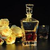 900ml de unieke Karaf van het Flessenglas van de Whisky Met Deksel
