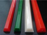 거친 폴리우레탄 둥근 벨트, 우레탄 코드 /Green/Orange/White