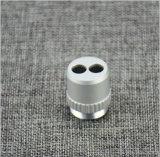 Точность нержавеющей стали алюминиевая поворачивая часть машины CNC
