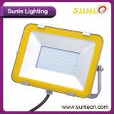 黄色いボディAC85-265Vドライバー30W LED洪水ライト(SLFAP33)