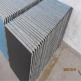 Panneau/panneau en aluminium de nid d'abeilles pour les façades et les toits (HR425)