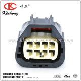8개의 Pin 여성 전기 자동 밀봉된 연결관