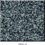G640 벽 지면을%s 회색 색깔 화강암 얇은 도와