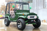 Mini WILLYS JEEP con 200cc/300cc Gy6 motor