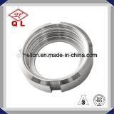 304 o 316L Accesorio sanitario de acero inoxidable DIN 11851 Unión