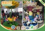 3 Asientos Simple Kiddy Rides Carrusel para niños Rides Indoor