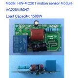 1500W de Module van de Radar van de microgolf als Vervanging PIR (hw-MC201)