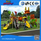 OpenluchtApparatuur van het Stuk speelgoed van de Geschiktheid van de Gymnastiek van de Speelplaats van jonge geitjes de Plastic Openlucht
