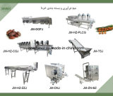 Inserimento della data che fa la pianta di fabbricazione della macchina