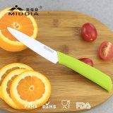 4 het Ceramische Knippen van de Keuken van de duim/het Mes van het Fruit/van het Lapje vlees