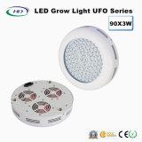 Las series LED del UFO de los Alto-Lúmenes 90PCS 3W crecen ligeras para las hierbas